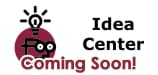 See our Idea Center!