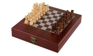 Deluxe Rosewood Chess Set