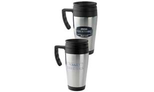 14 oz. Steel Travel Mug