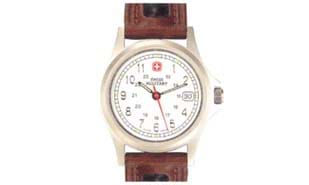 Swiss Military® Field Leather Watch