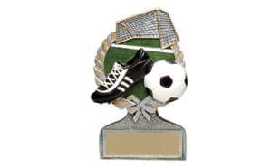 Soccer Icon Stand-up Sculpture