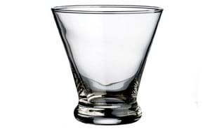 Luxor Series Flair Style 10 1/2 oz. Old Fashioned Glass
