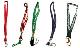 Tube Lanyard - 1 Colour, 1 Side